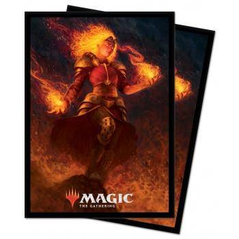 Ultra Pro – Standard Deck Protector Sleeves - Magic: The Gathering M21 V4