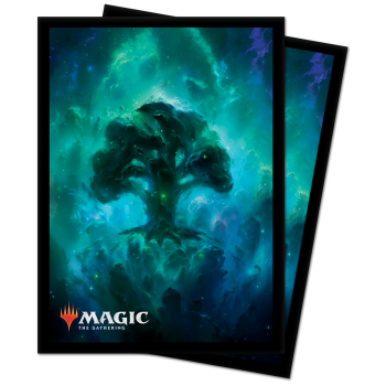 Ultra Pro - Deck Protector Sleeves - Magic: The Gathering Celestial Forest