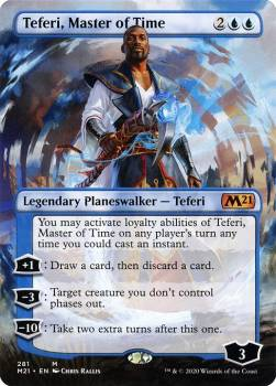 Teferi, Master of Time (v.4)