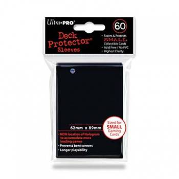 Ultra Pro - Small Sleeves - schwarz