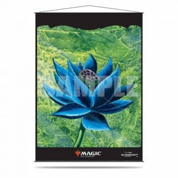 Wall Scroll - Black Lotus