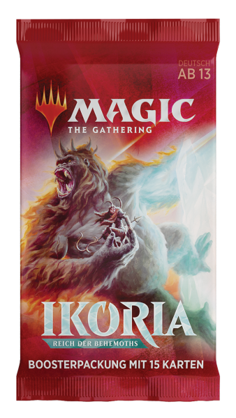 Ikoria: Reich der Behemoths Booster Pack (Deutsch)