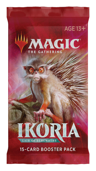 Ikoria: Lair of Behemoths Booster Pack (Englisch)